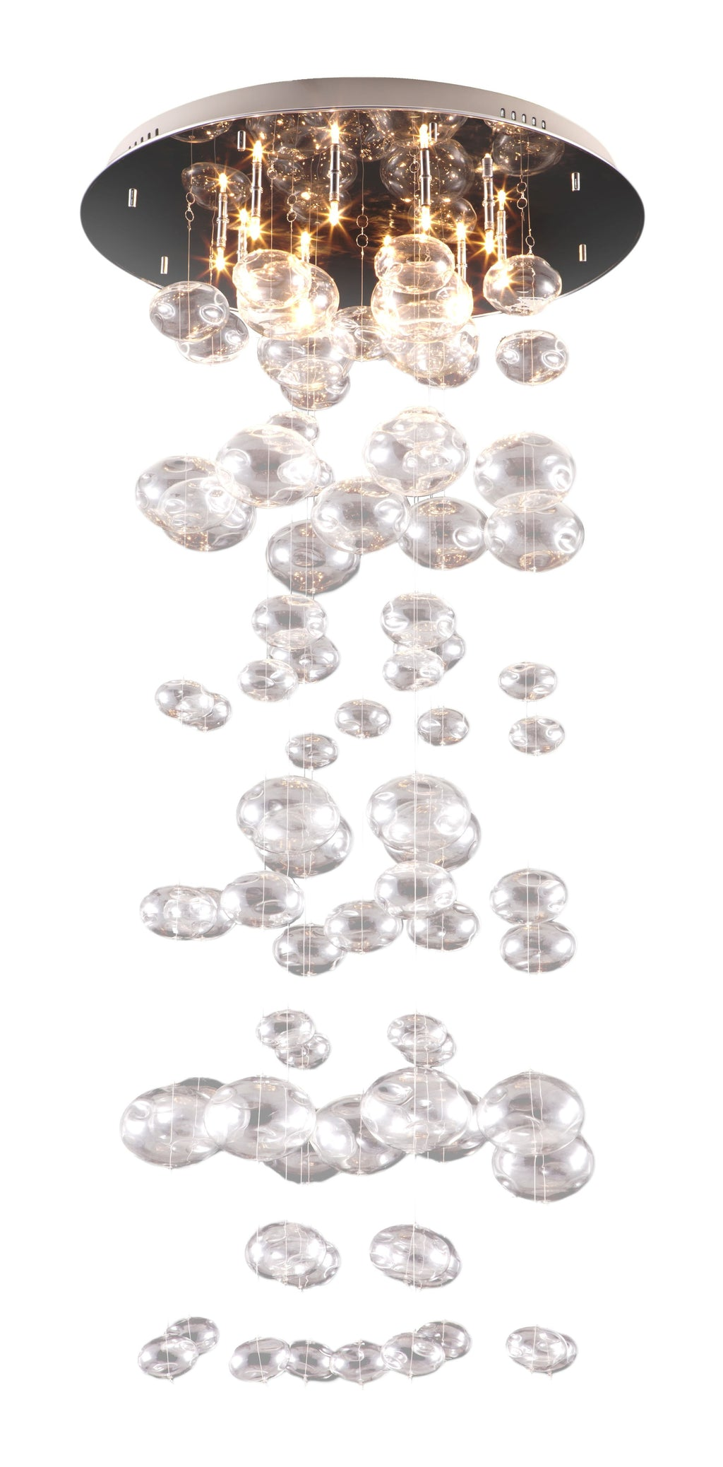 Inertia Ceiling Lamp (Clear)
