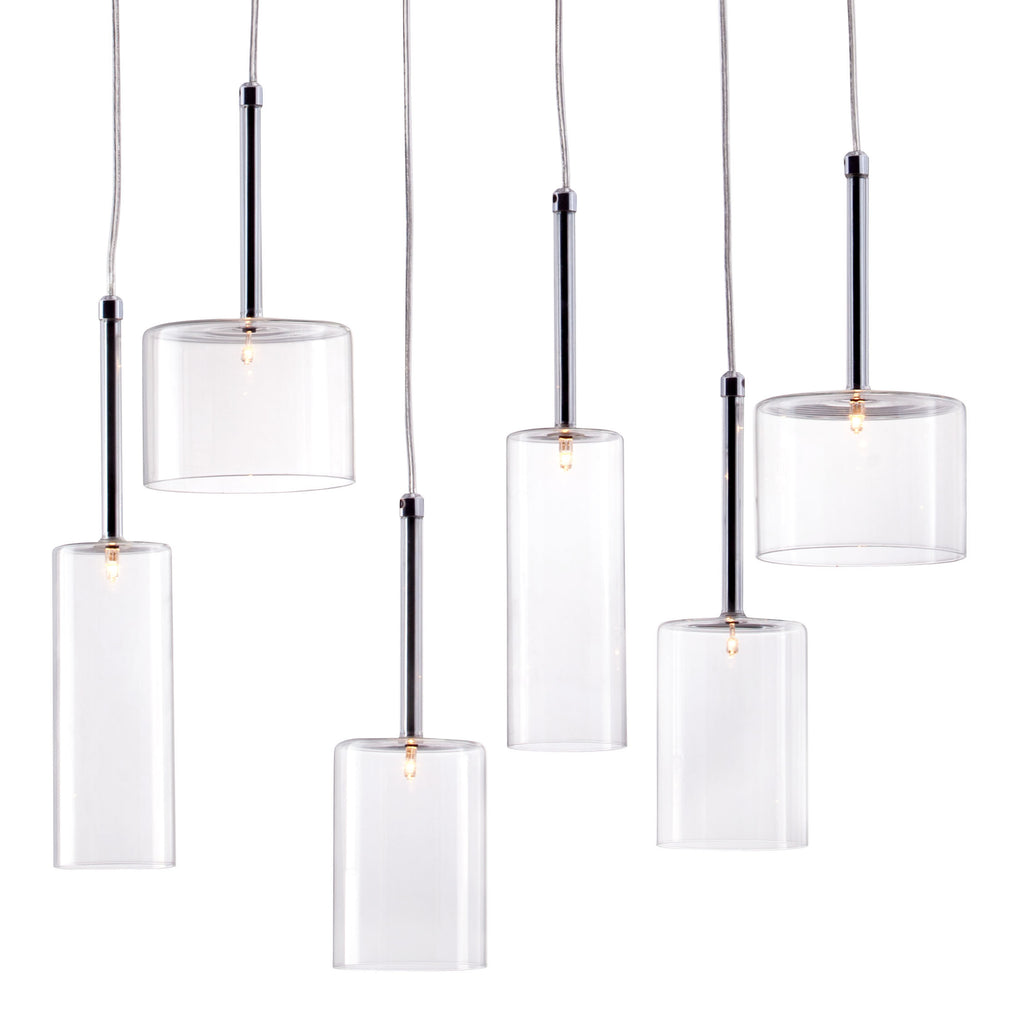 Hale Ceiling Lamp (Clear)