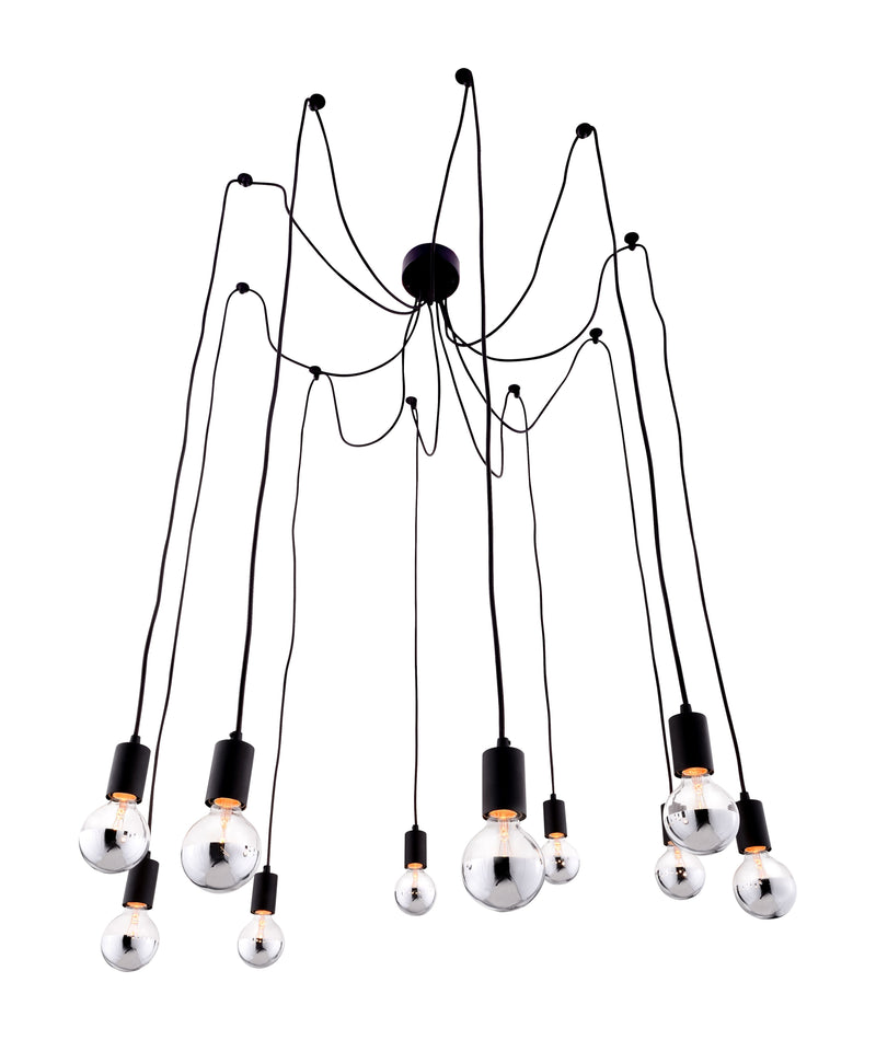 Fog Ceiling Lamp (Black)