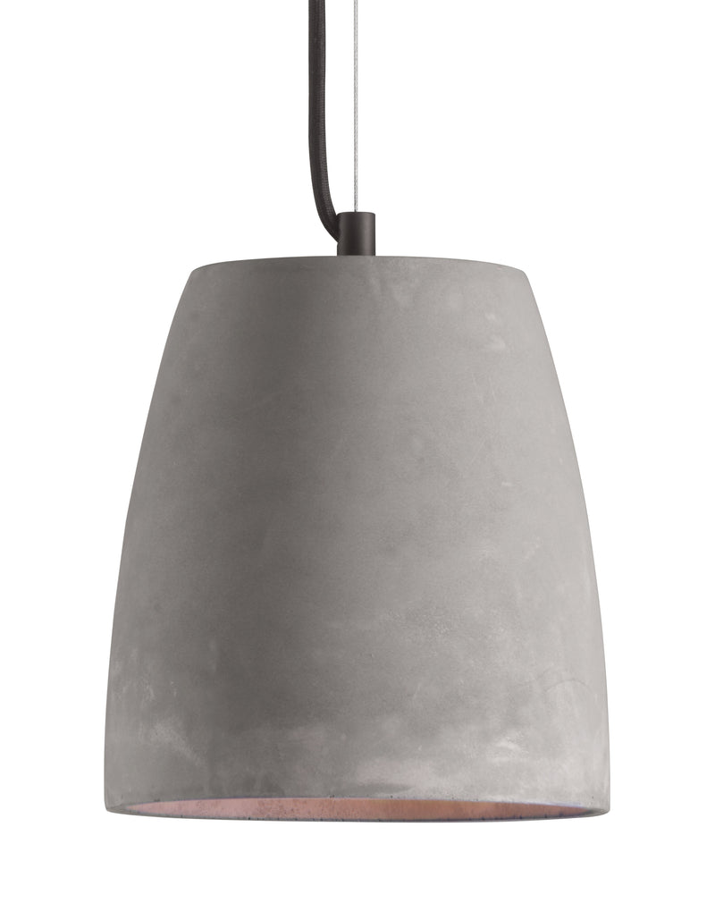 Fortune Ceiling Lamp (Concrete Gray)