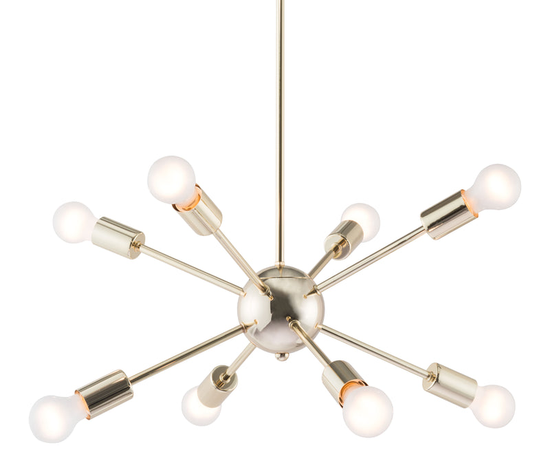 Pilsner Ceiling Lamp (Gold)