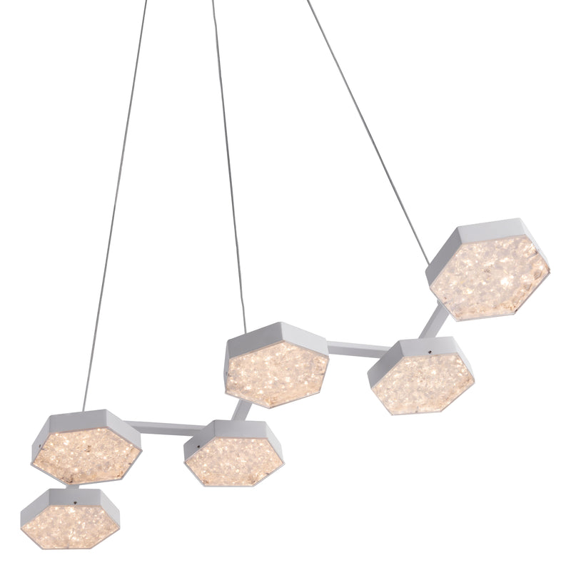 Dunk Ceiling Lamp (White)