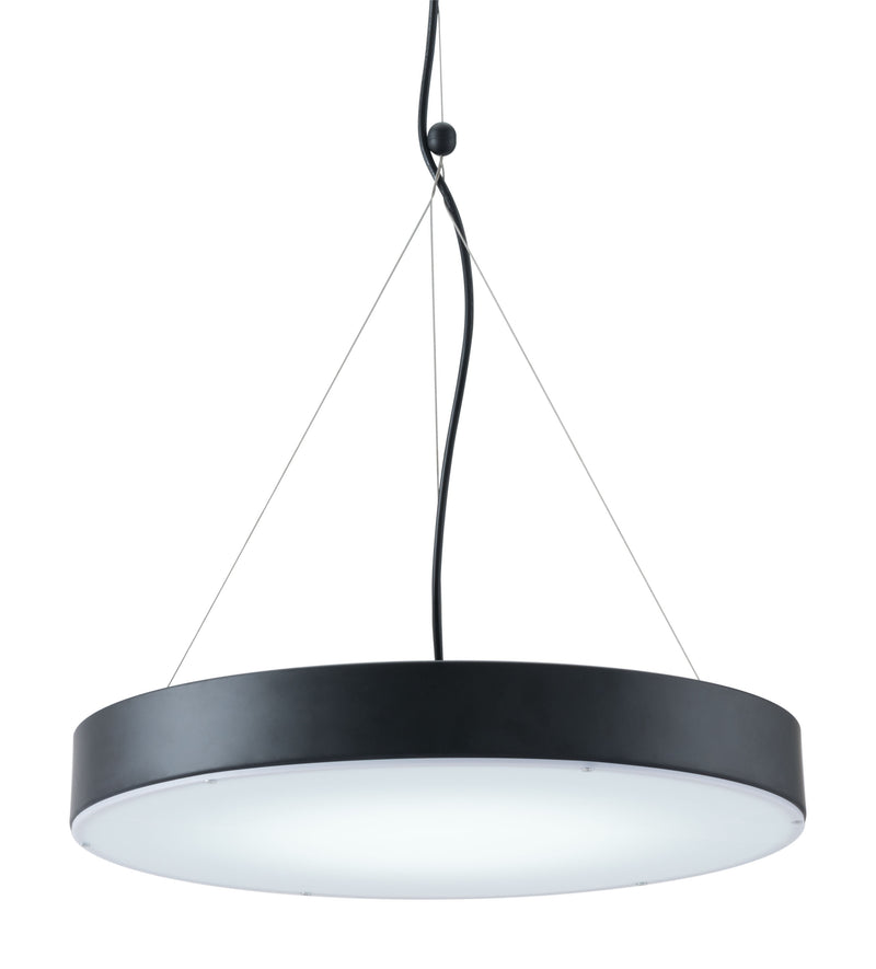 Apricot Ceiling Lamp (Matte Black)