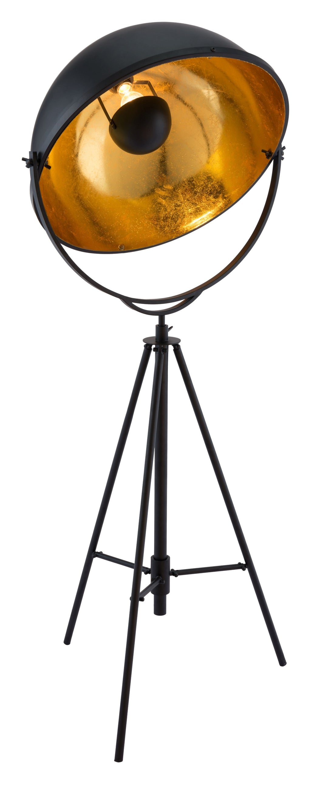 Vauxhall Floor Lamp (Antique Black)