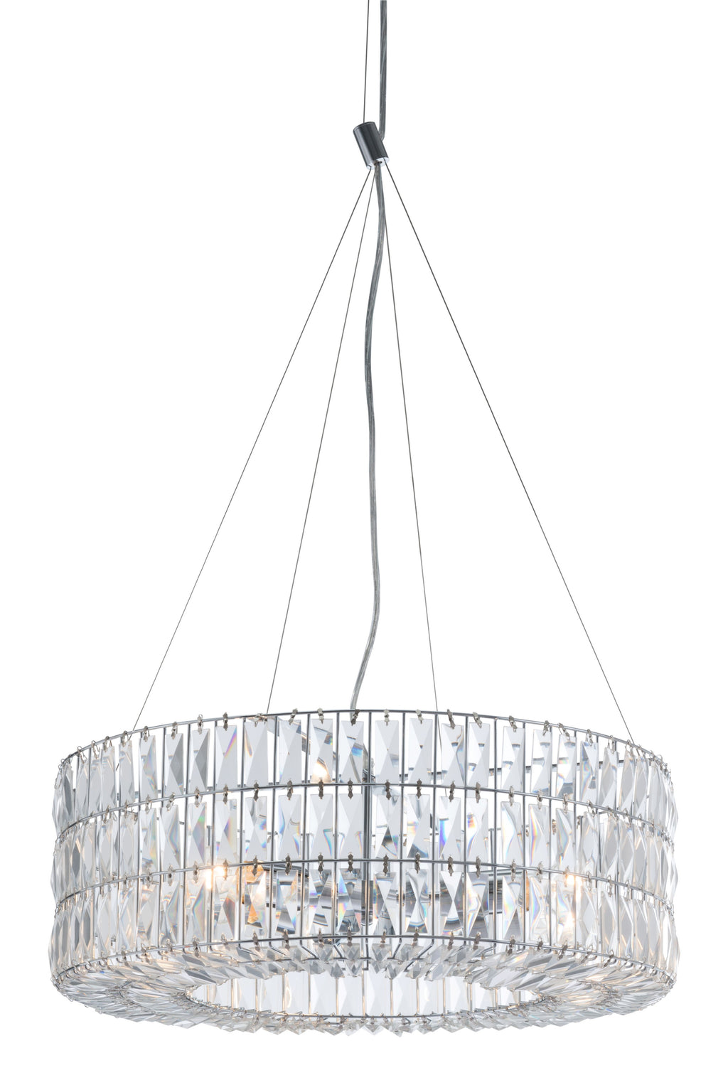 Jena Ceiling Lamp (Chrome)