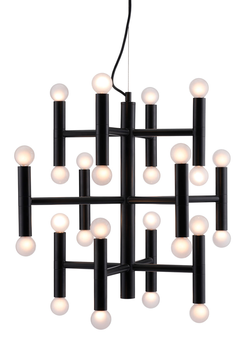 Alton Ceiling Lamp (Black)