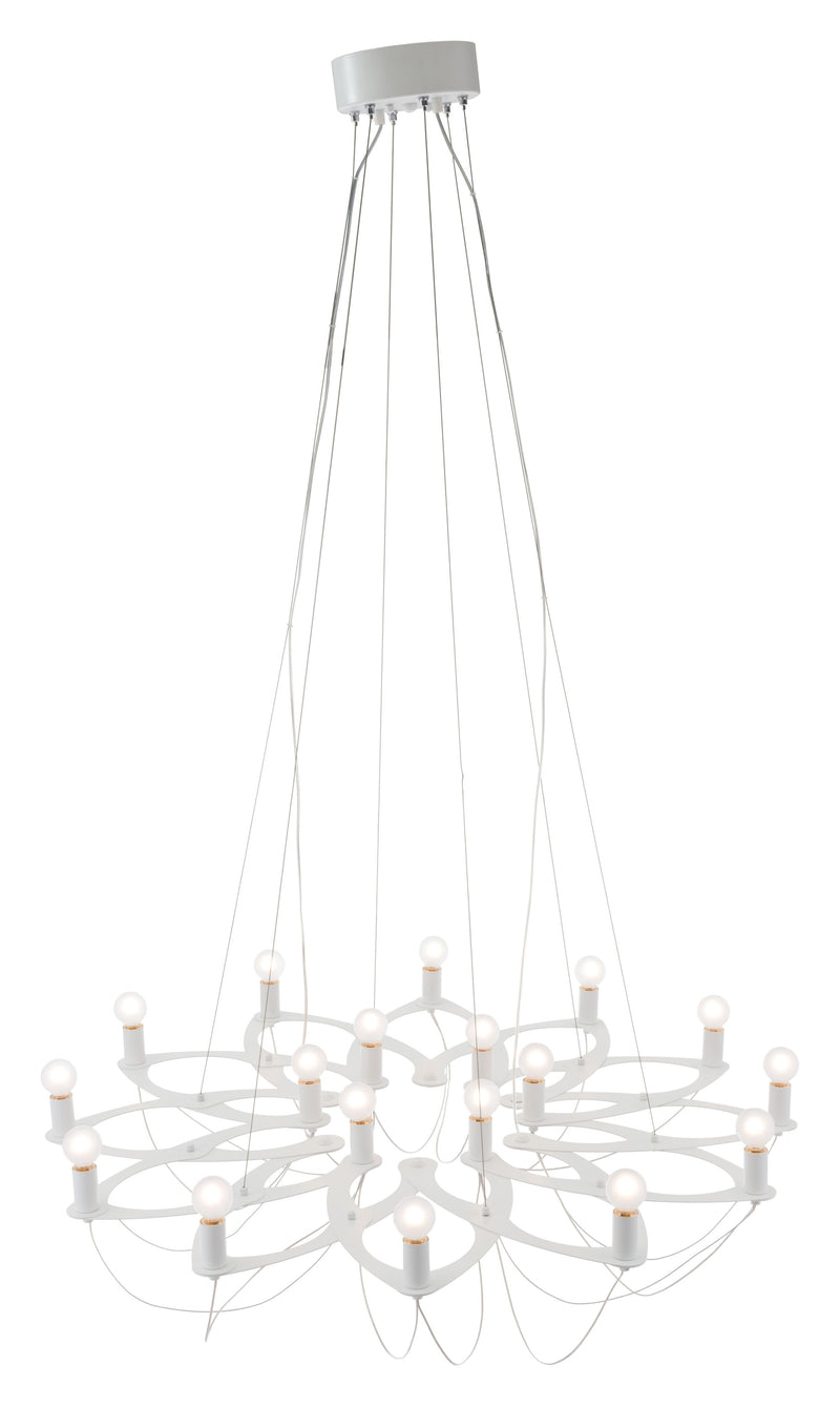 Scala Ceiling Lamp (White)