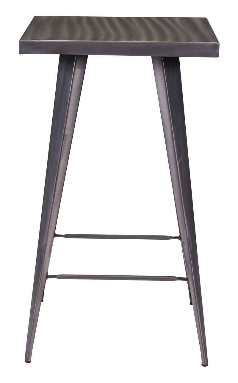Olympia Bar Table (Gunmetal)