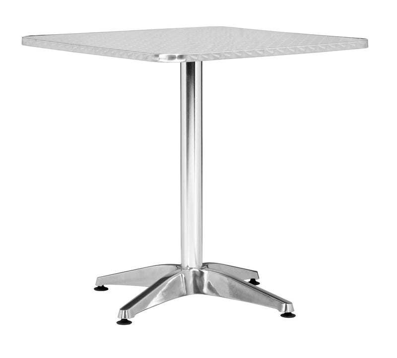 Christabel Square Table (Aluminum)