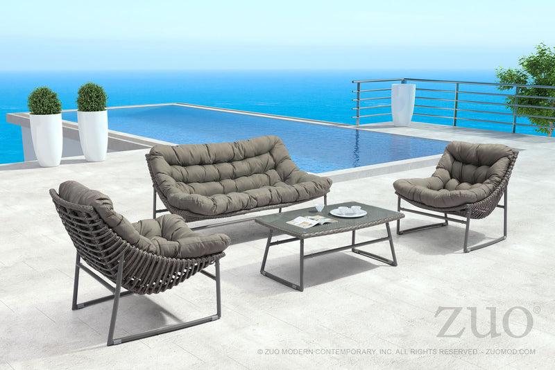 Ingonish Beach Sofa (Gray)