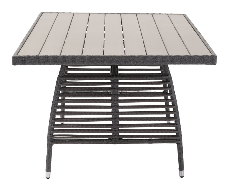 Sandbanks Dining Table (Gray)