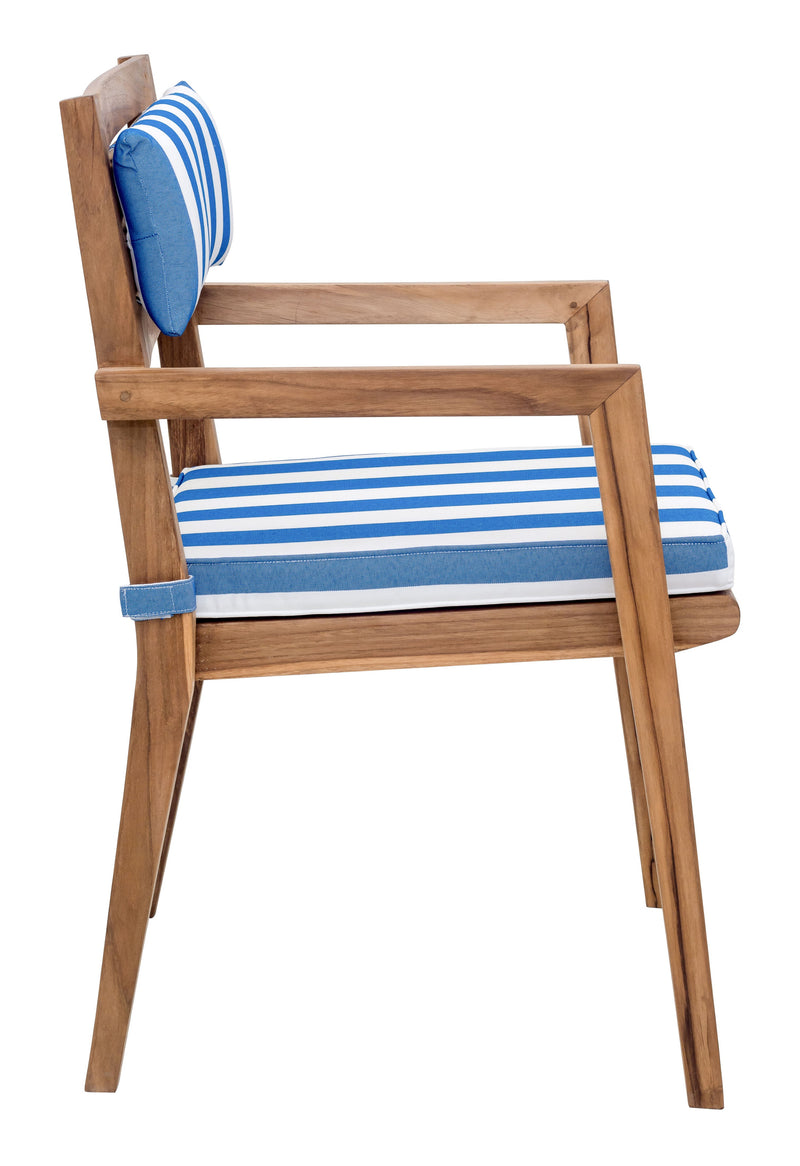 Nautical Dining Arm Chair (Natural)