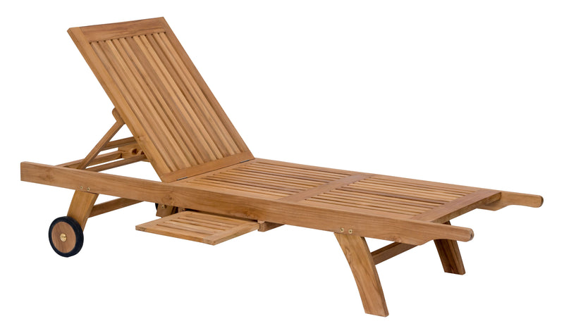 Starboard Chaise Lounge (Natural)