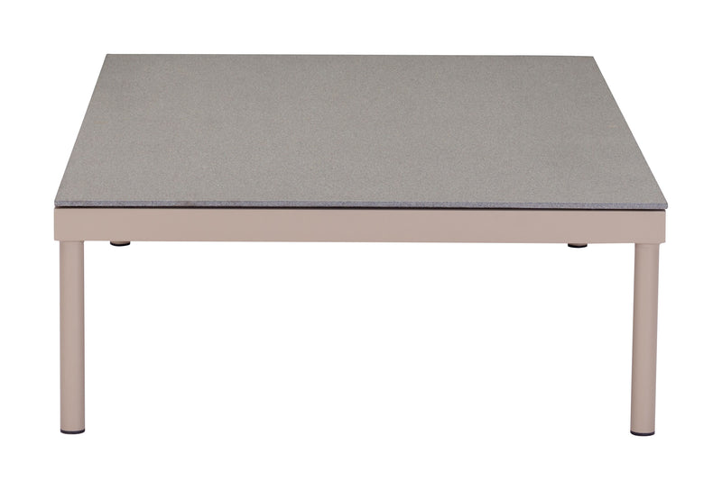Glass Beach Coffee Table (Taupe & Granite)