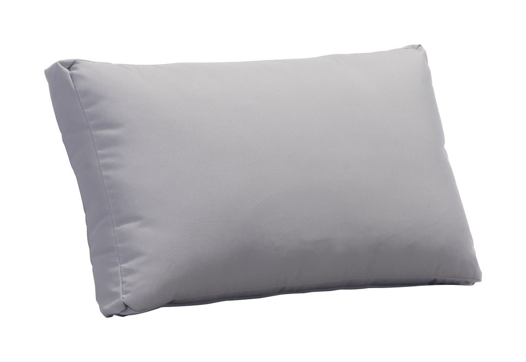 Sand Beach Back Cushion (Light Gray)