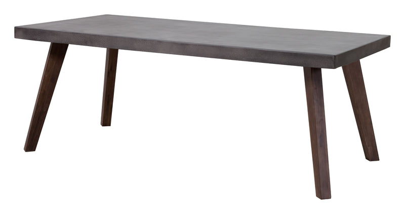 Son Dining Table (Cement & Natural)