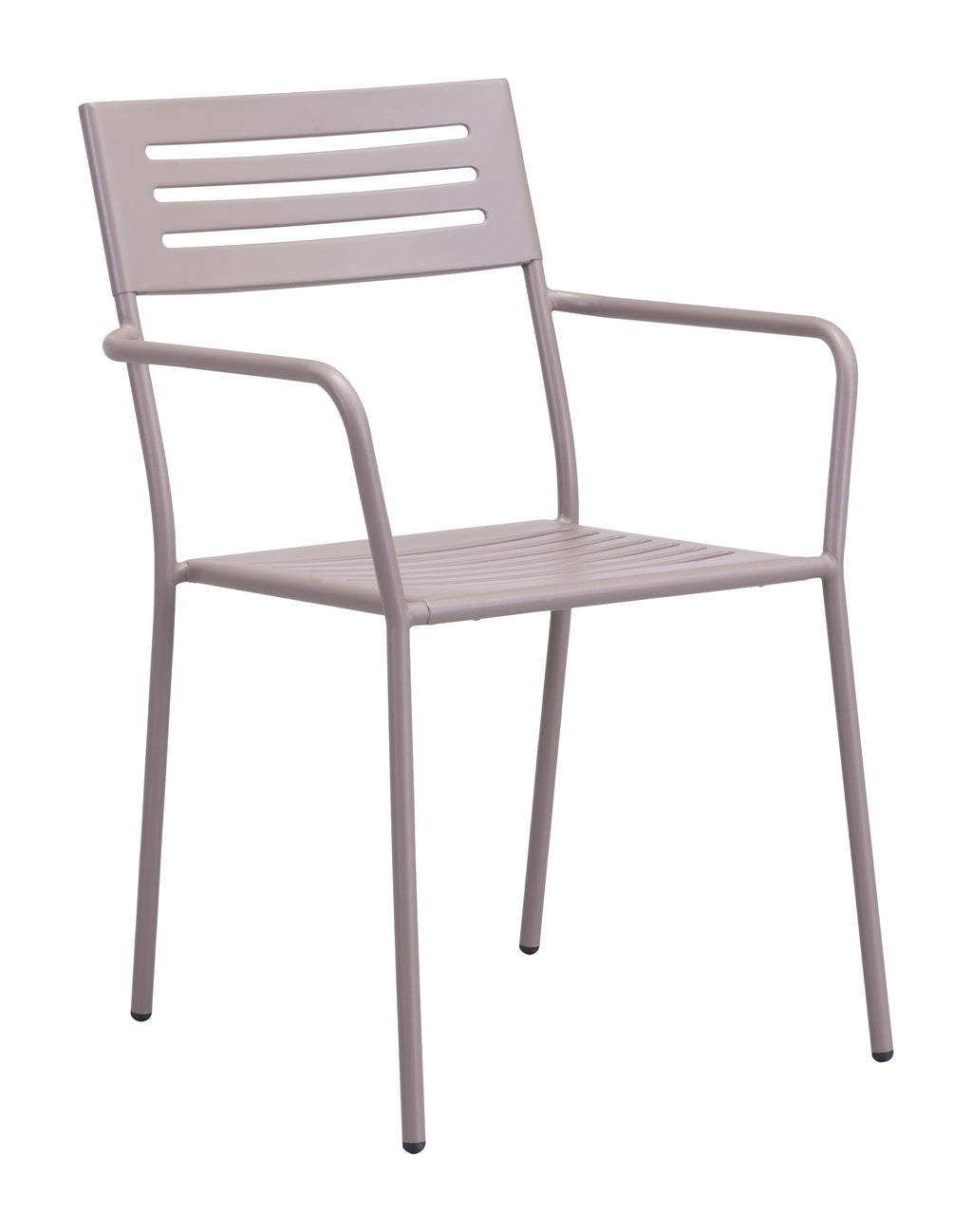 Wald Dining Arm Chair (Taupe)