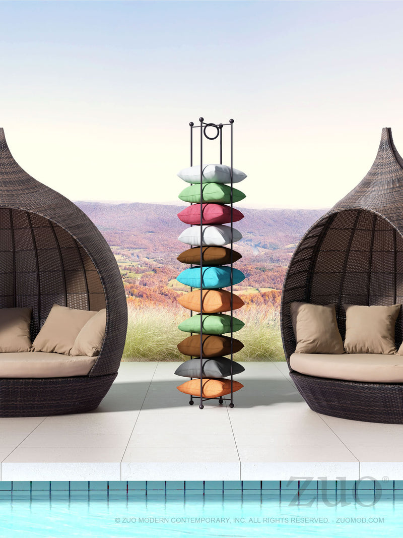 Pillow Rack (Black)