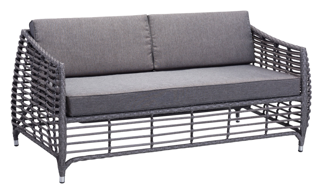 Wreak Beach Sofa (Gray)
