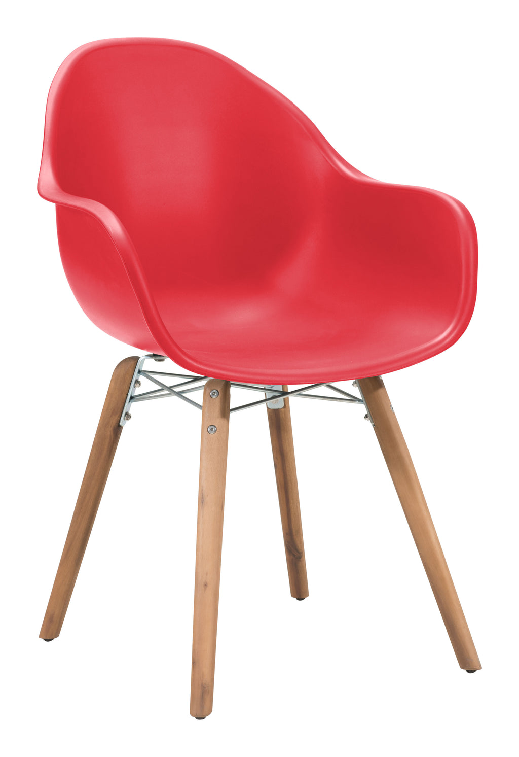 Tidal Dining Chair (Red)