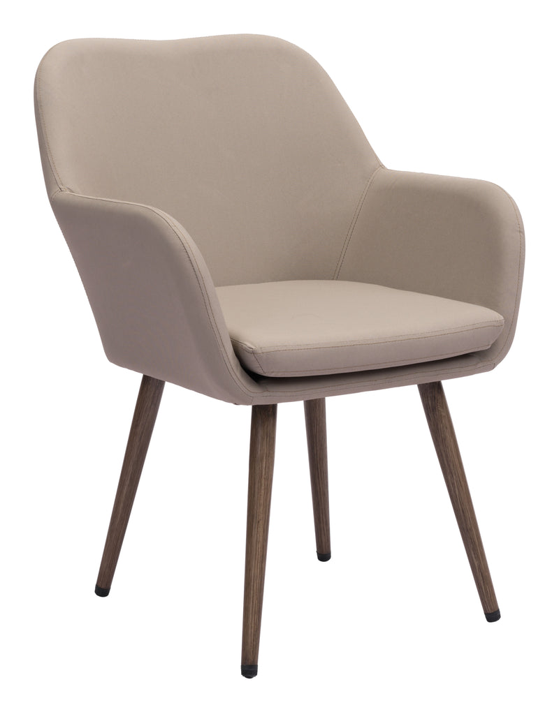 Pismo Dining Chair (Beige)