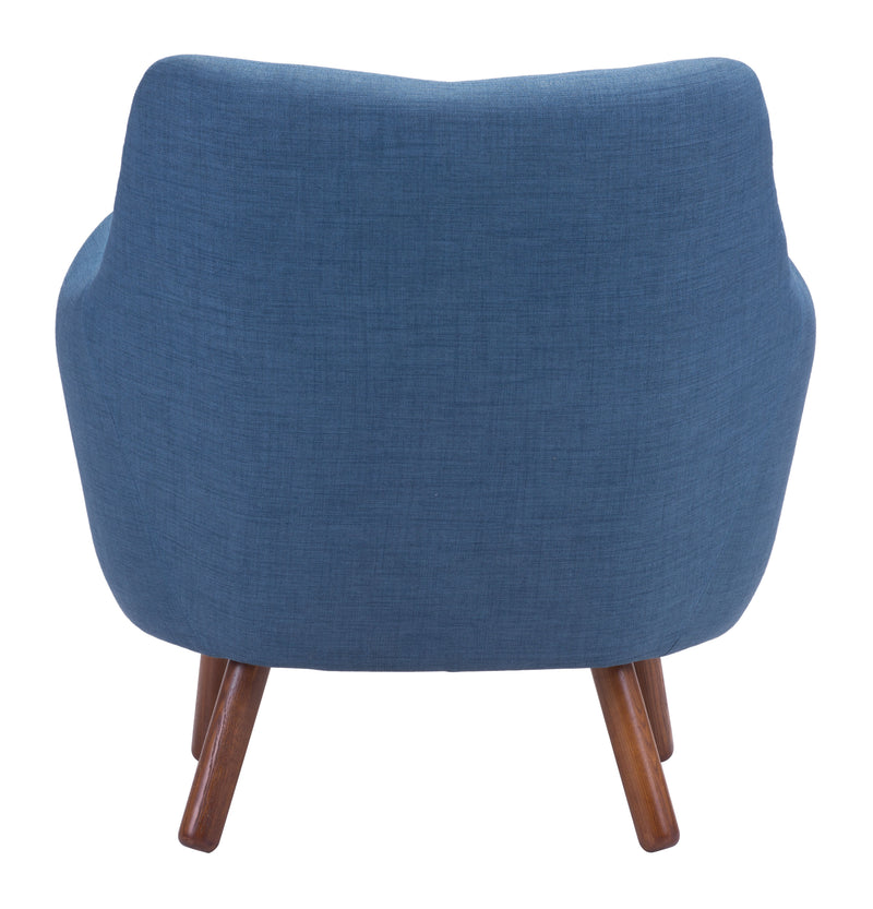 Liege Chair (Cobalt Blue)