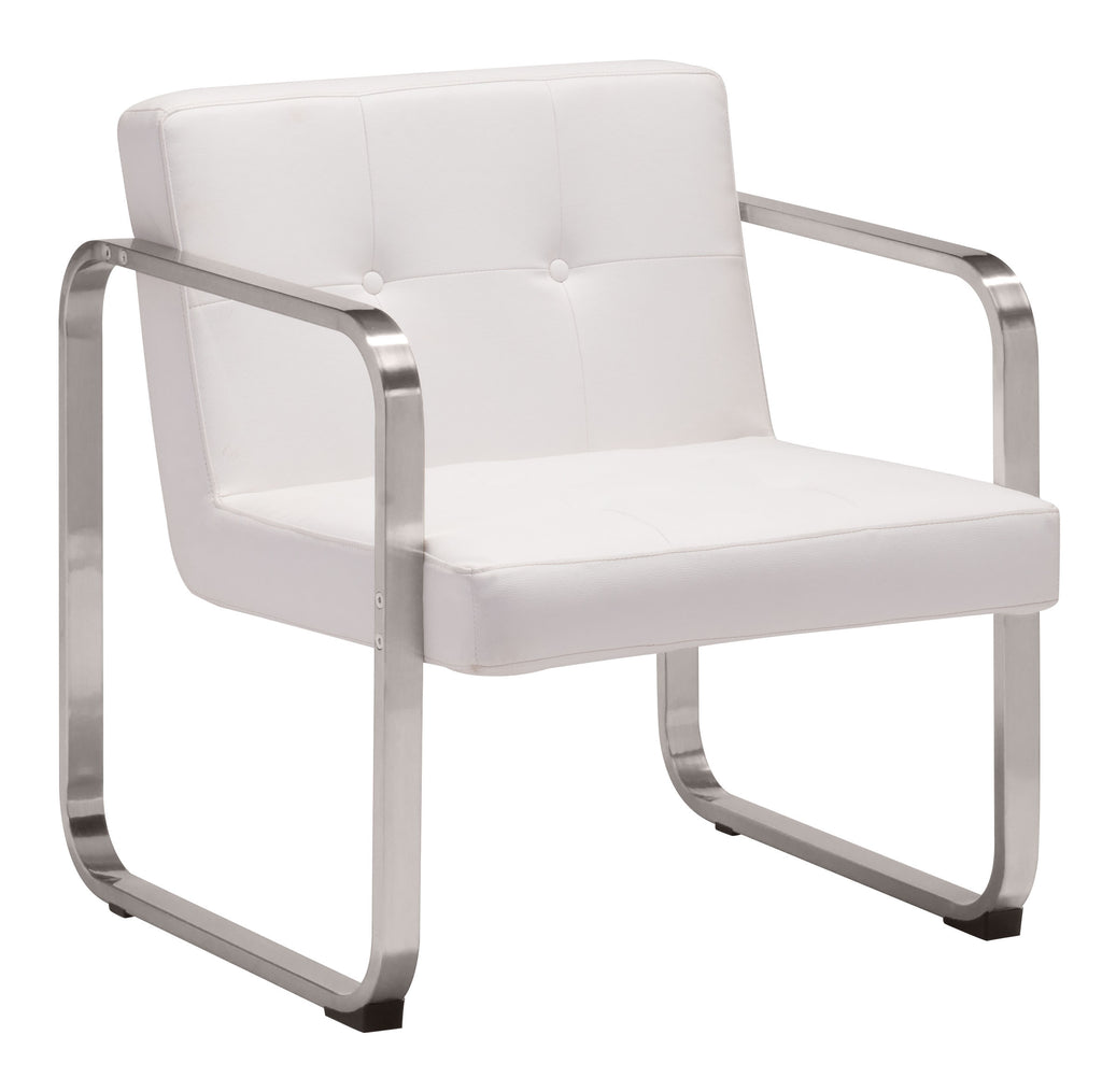 Varietal Arm Chair (White)