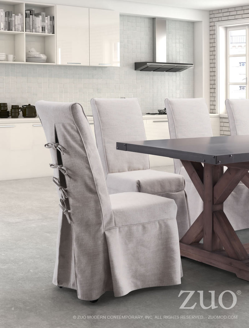 Dog Patch Dining Chair (Beige)