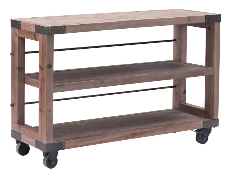 Fort Mason Shelf (Distressed Natural)