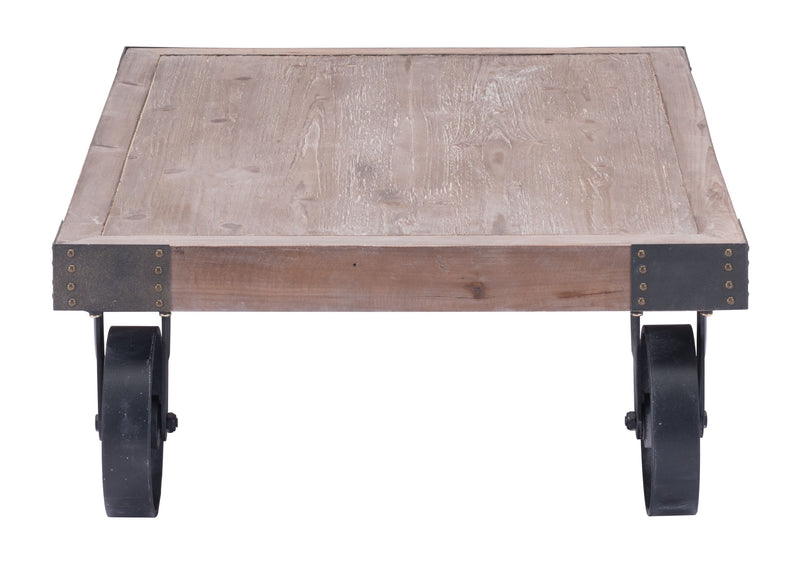 Barbary Coast Coffee Table (Distressed Natural)