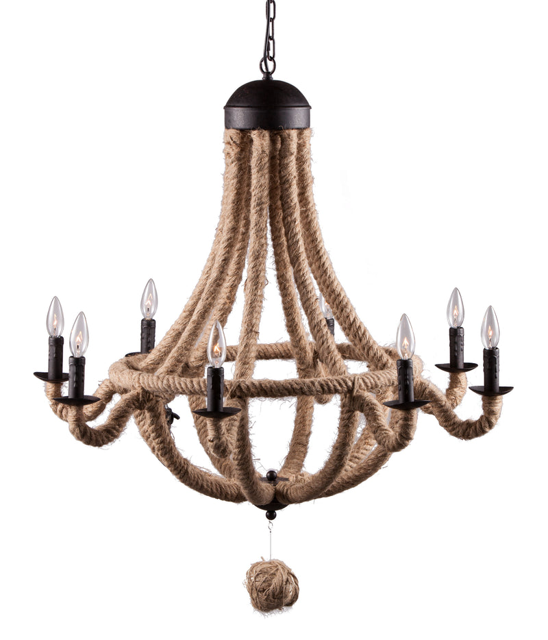 Celestine Ceiling Lamp (Natural)