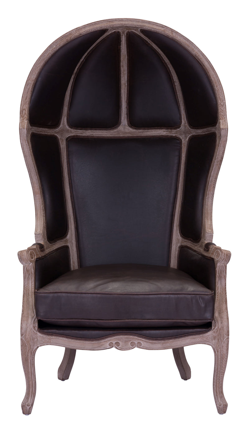 Ellis Occasional Chair (Brown)
