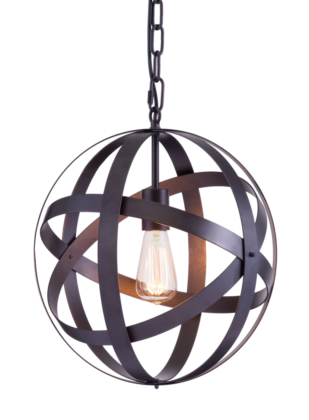Plymouth Ceiling Lamp (Rust)