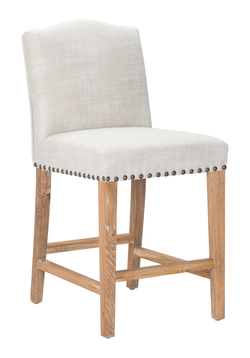 Pasadena Counter Chair (Beige)