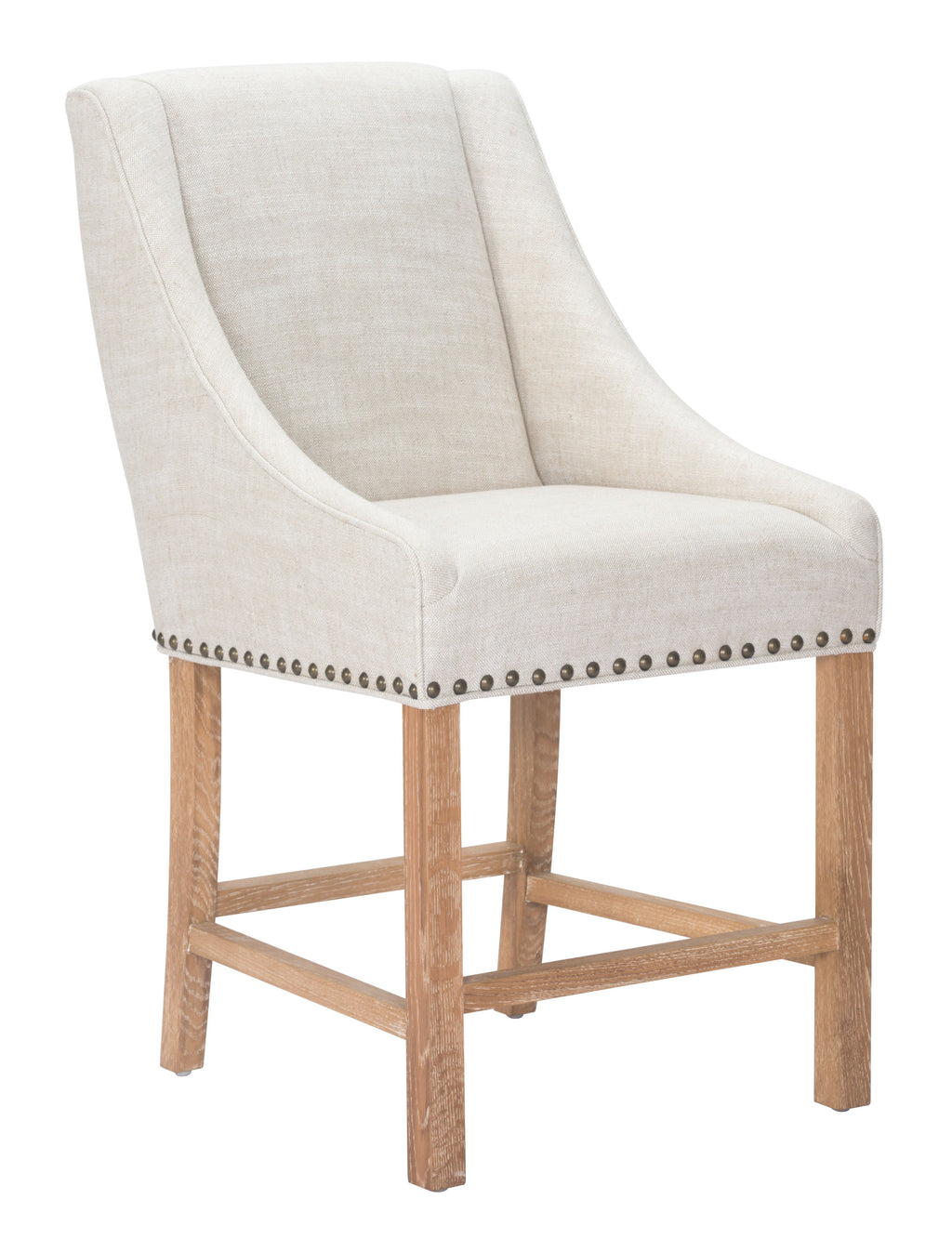 Indio Counter Chair (Beige)