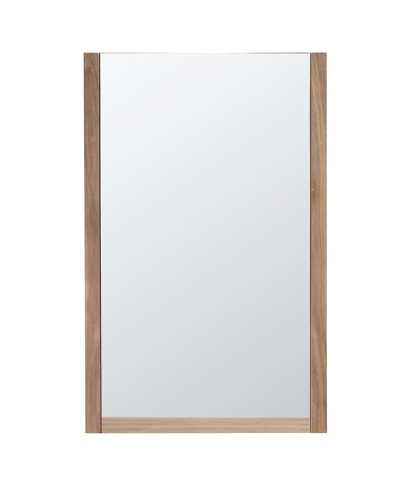 Anna Mirror, Walnut veneer