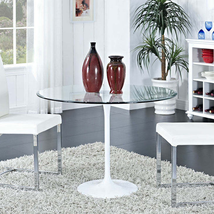 Circuit Round Dining Table