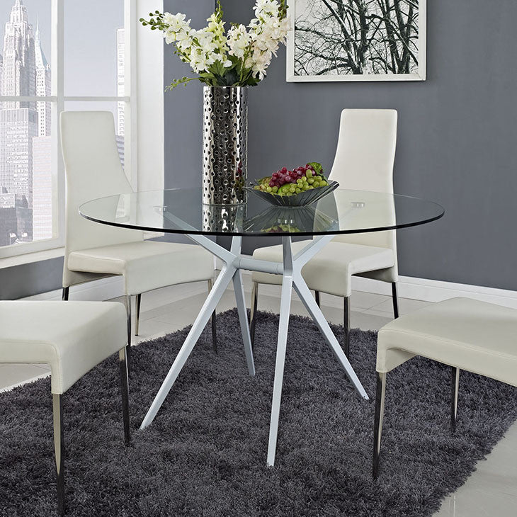Tilt Round Dining Table