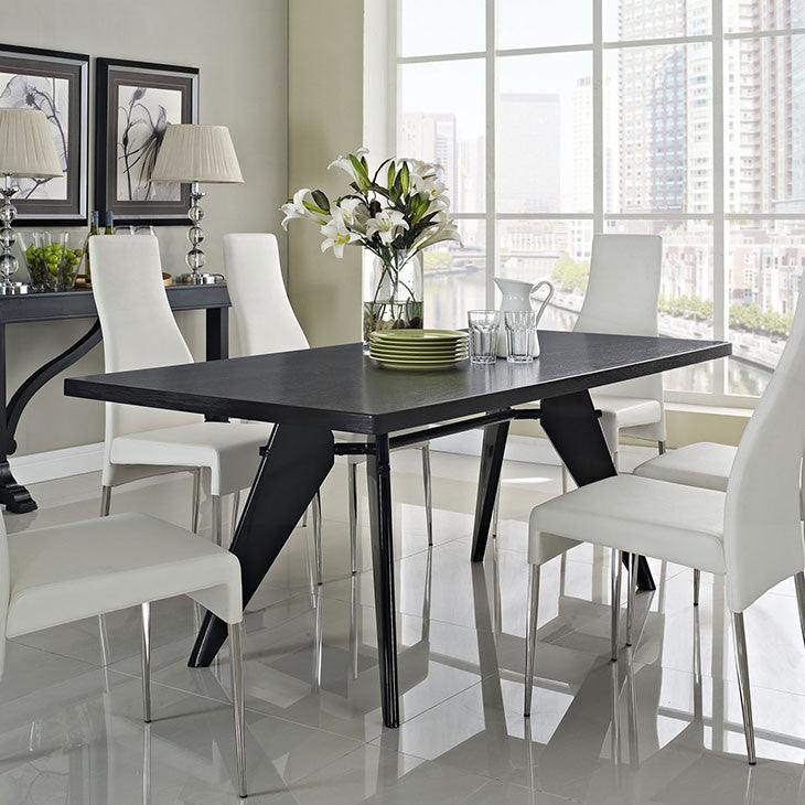 Clasp Rectangle Dining Table