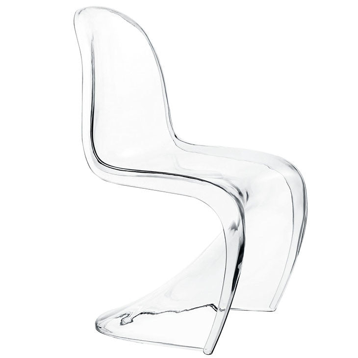 Slither Acrylic Kids Chair