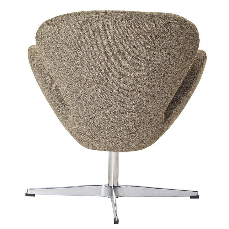 Wing Upholstered Lounge Chair