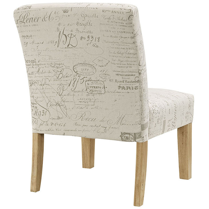 Auteur Fabric Side Chair