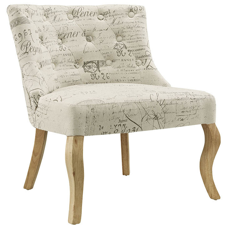 Royal Fabric Armchair