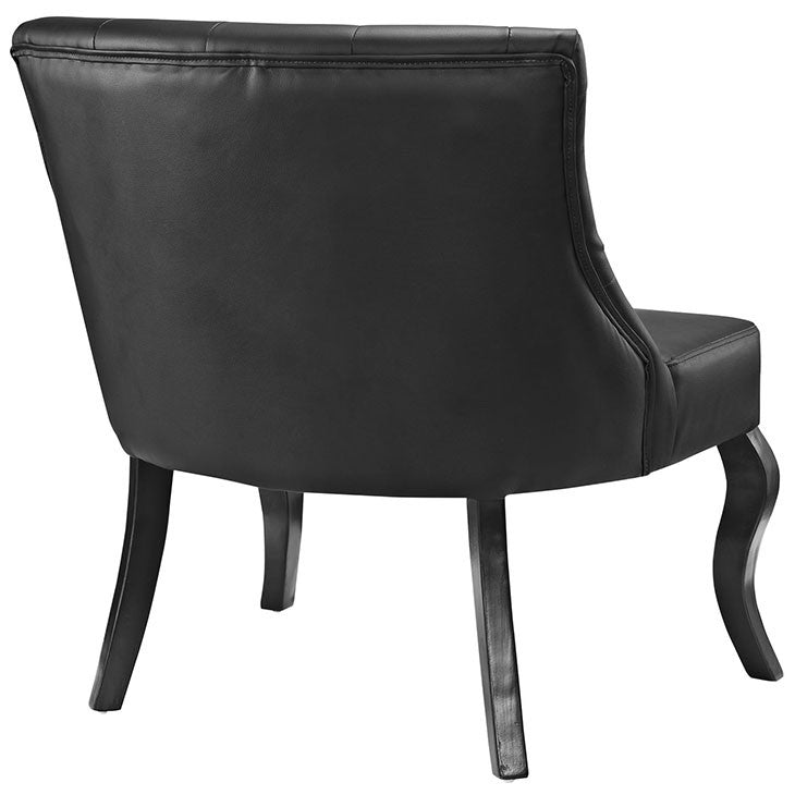 Royal Vinyl Armchair
