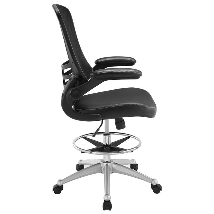 Attainment Vinyl Drafting Chair