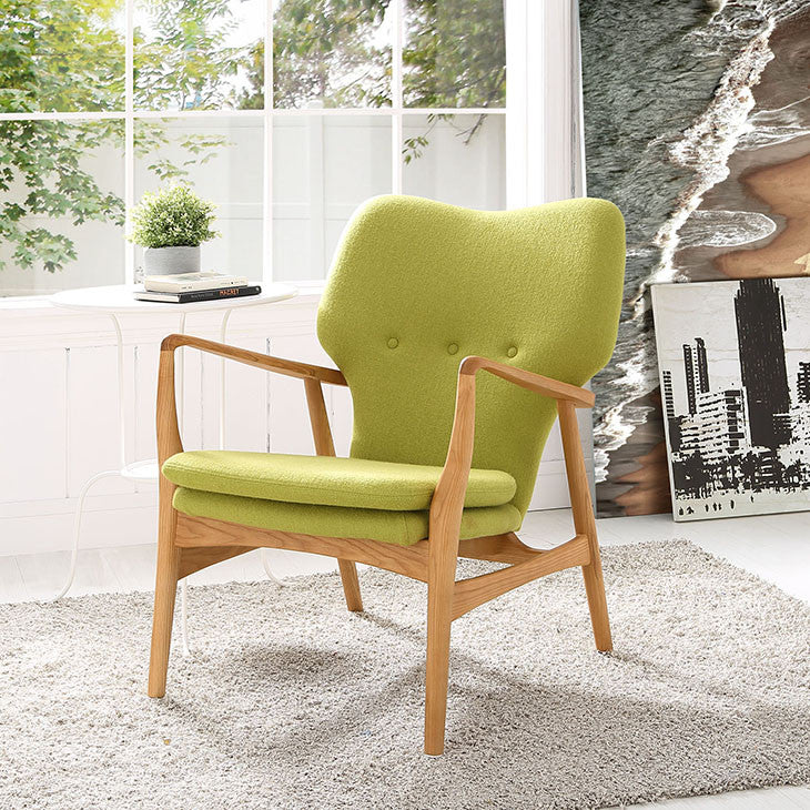 Heed Upholstered Lounge Chair
