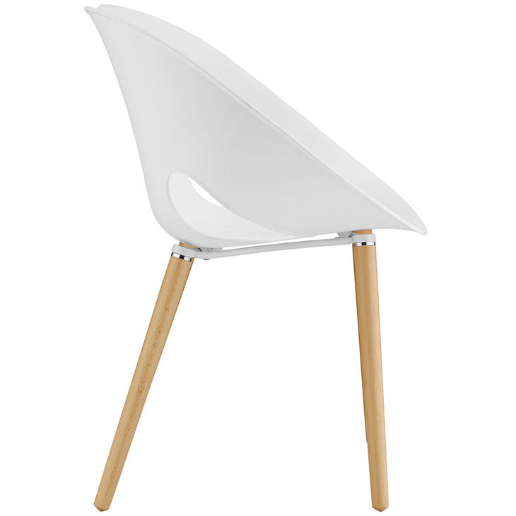Envelope Dining Side Chair
