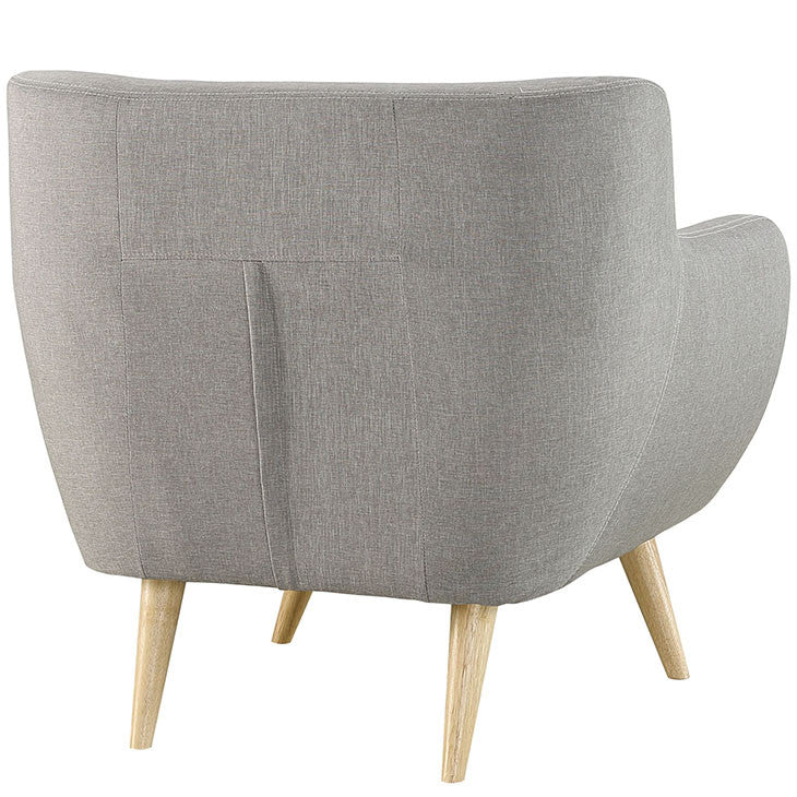 Remark Upholstered Armchair