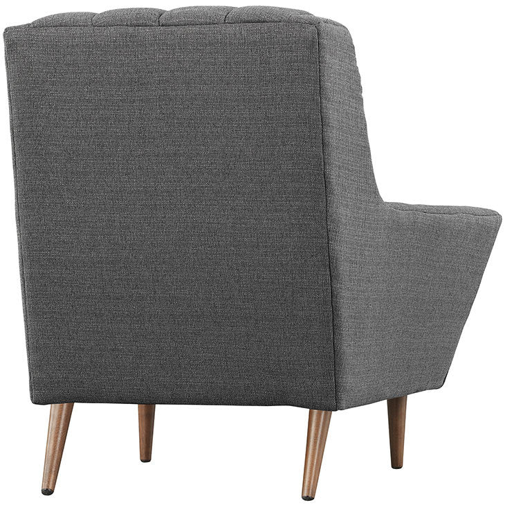 Response Fabric Armchair
