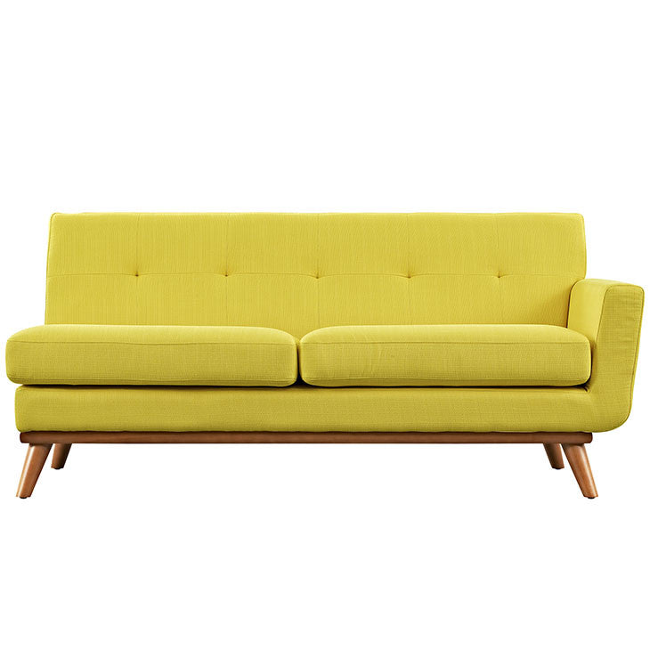 Engage Right-Arm Upholstered Loveseat